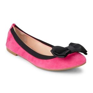 Kate Spade Wylie Too Pink Ballet Flats